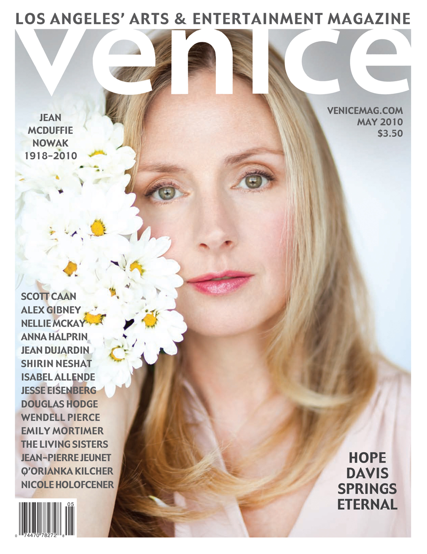 Hope-Davis-Venice-Magazine-cover-Rainer-Hosch